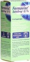 Immagine del prodotto Fermavisc Safedrop Augentropfen 0.1% 10ml