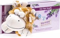 Warmies Hot Pak Giraffe Lavendel