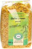 Image du produit Rapunzel Linsen Gelb 500g