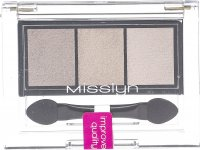 Misslyn High Shine Eyeshadow Trio M33.11