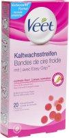 Image du produit Veet Kaltwachsstreifen Beine/Körper Neu 10x 2 Stück