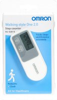 Immagine del prodotto Omron Walking Style One 2.0 Schrittzähler Weiss