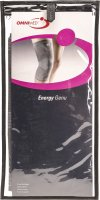 Product picture of Omnimed Energy Genu Knie-Bandage Grösse M Anthrazit