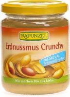 Image du produit Rapunzel Erdnussmus Crunchy mit Salz 250g