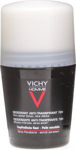 Product picture of Vichy Homme Anti-Transpirant 72H Extra Strong Protection Roll-On 50ml