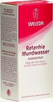 Immagine del prodotto Weleda Ratanhia Mundwasser Konzentrat 50ml