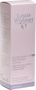 Product picture of Louis Widmer Eye Make-Up Remover Unperfumed 100ml