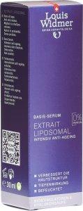 Product picture of Louis Widmer Extrait Liposomal Unperfumed 30ml