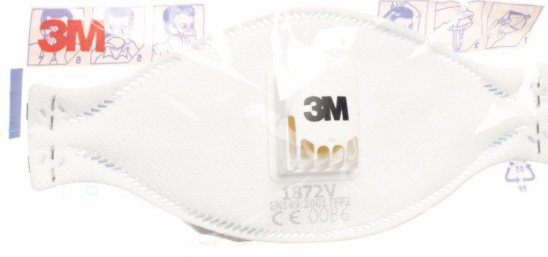 3M Atemschutz Maske FFP2 mit Ventil in der Adler Apotheke