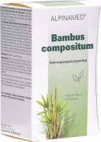 Alpinamed Bambus Compositum 120 Kapseln