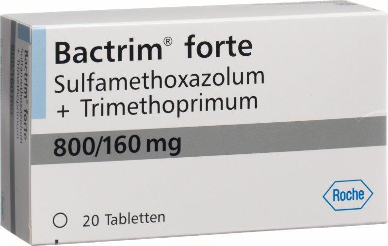 Bactrim (Sulfamethoxazole & Trimethoprim) - Side Effects ...