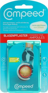 Product picture of Compeed Blister plasters under the feet 5 pieces