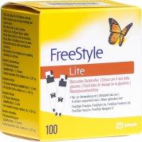 Immagine del prodotto FreeStyle Lite Teststreifen 100 Stück
