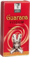 Guarana Fit Gum Dragees 20 Stück