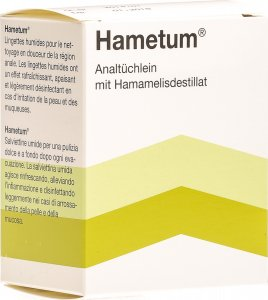 Product picture of Hametum Anal Tissues 10 Pieces