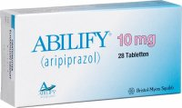 Abilify 10mg 28 Tabletten