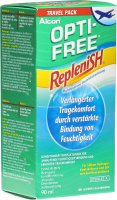 Produktbild von Opti Free Replenish Desinfektion Travel Pack 90ml
