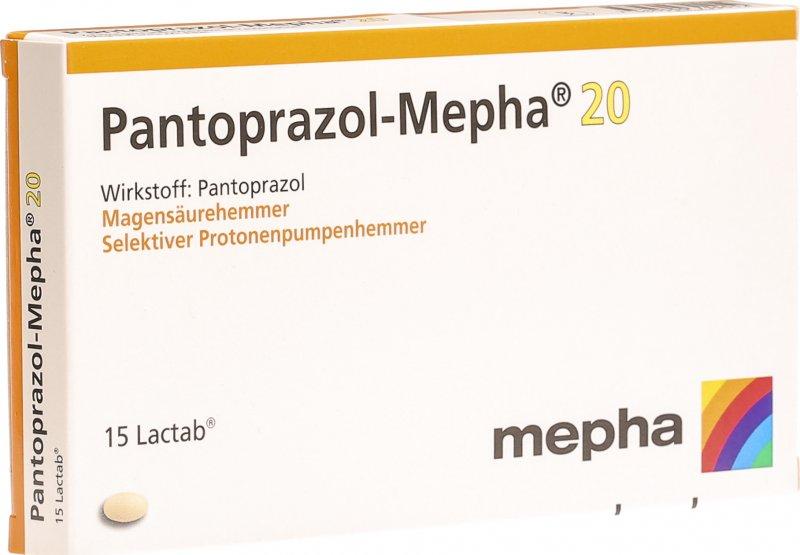 was ist pantoprazol