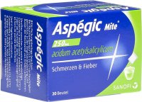 Aspegic 250mg 20 Beutel
