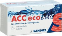 ACC Eco 600mg 10 Brausetabletten