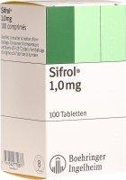 Immagine del prodotto Sifrol Tabletten 1mg 100 Stück