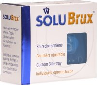Product picture of SoluBrux Anti-grinding splint blue