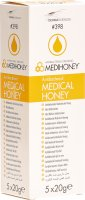 Produktbild von Medihoney Medical Honey Antibacteria 5 Tube 20g