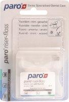 Image du produit Paro Riser Floss 50m Gewachst Mint mit Fluorid