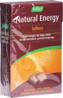 Image du produit Natural Energy Toffees Ingwer-Orange 115g