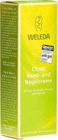 Image du produit Weleda Citrus Hand und Nagelcreme 50ml