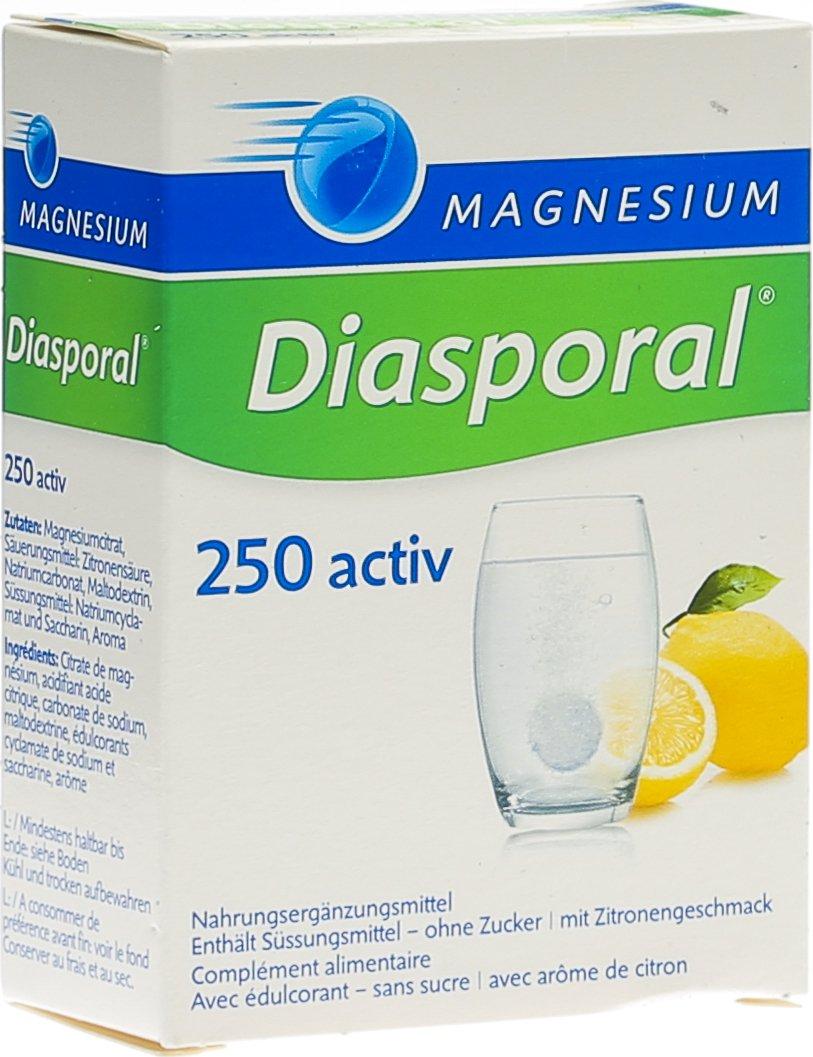 Magnesium & Diabetes: Wadenkrämpfe als Begleitsymptom