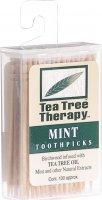 Image du produit Tea Tree Zahnstocher Tea Tree Box