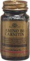 Immagine del prodotto Solgar Amino B6 Carnitin Kapseln 30 Stück