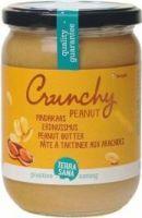 Image du produit Terrasana Erdnussmus Crunchy Bio 500g