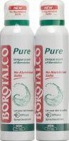 Image du produit Borotalco Deo Pure Original Spray 2x 150ml