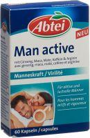Image du produit Abtei Man Active Kapseln 60 Stück