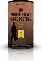 Product picture of Vegalife Protein Pulver Schoko Dose 450g