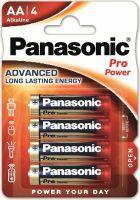 Image du produit Panasonic Batterien Pro Power Aa Lr6 4 Stück