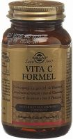 Image du produit Solgar Vita C Formel Tabletten Flasche 100 Stück