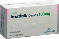Immagine del prodotto Imatinib Devatis Filmtabletten 100mg 60 Stück