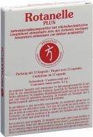 Image du produit Rotanelle Bromatech Plus Kapseln Blister 12 Stück
