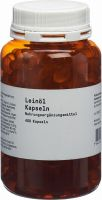 Product picture of Naturage Leinöl Kapseln Dose 400 Stück