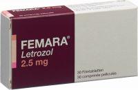 Immagine del prodotto Femara (pi) Filmtabletten 2.5mg 30 Stück