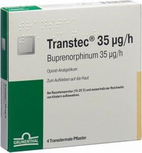 Immagine del prodotto Transtec Matrixpfl 35 Mcg/h Beutel 4 Stück