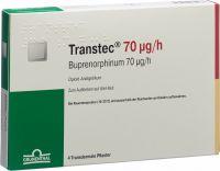 Immagine del prodotto Transtec Matrixpfl 70 Mcg/h Beutel 4 Stück