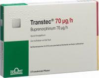 Immagine del prodotto Transtec Matrixpfl 70 Mcg/h Beutel 8 Stück