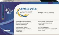 Immagine del prodotto Amgevita Injektionslösung 40mg/0.8ml Fertigpen