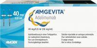 Immagine del prodotto Amgevita Injektionslösung 40mg/0.8ml Fertigspritze 2 Stück