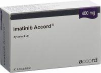 Immagine del prodotto Imatinib Accord Filmtabletten 400mg 30 Stück