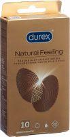 Immagine del prodotto Durex Preservativo Natural Feeling 10 pezzi